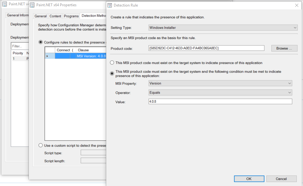Deploy Paint Net with ConfigMgr Application Model – GARYTOWN