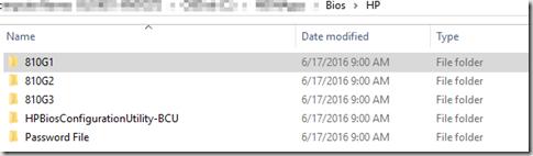 HP Bios Update Application – HP Revolve 810 G1/G2/G3 – GARYTOWN