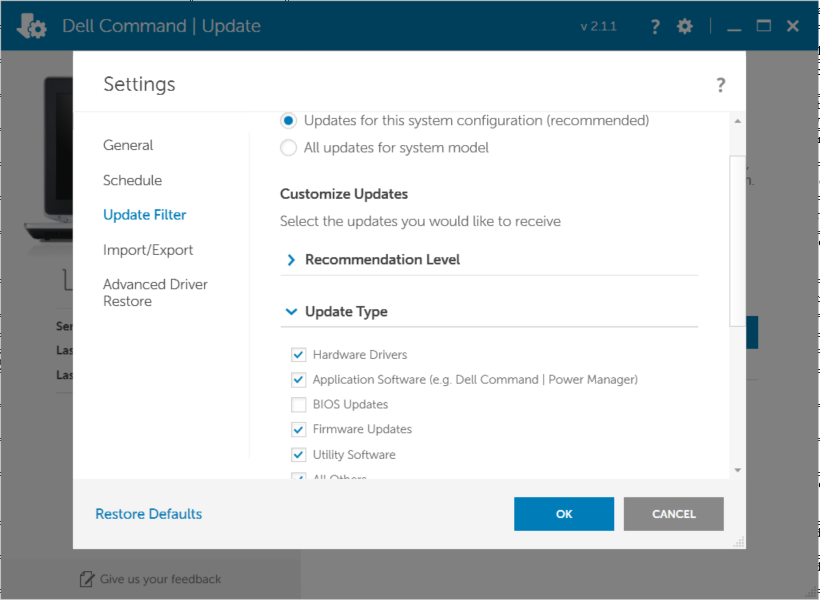 Say Goodbye to Dell Driver Management – Use Dell Command Update in