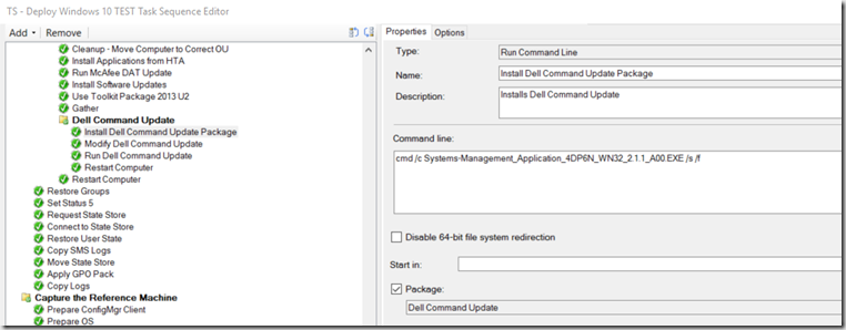 Say Goodbye to Dell Driver Management – Use Dell Command