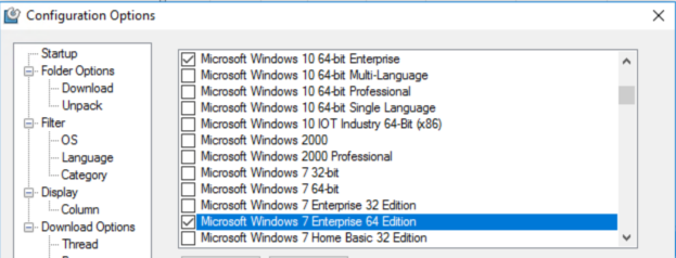 HP Driver / Bios Updates during OSD with System Software Manager