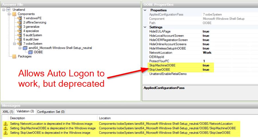 ConfigMgr OSD Lab–Add AutoLogon Account – GARYTOWN ConfigMgr