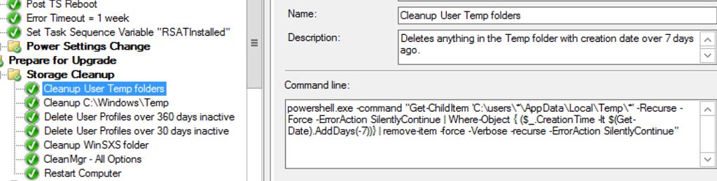 Clean Up Storage Pre Upgrade – GARYTOWN ConfigMgr Blog