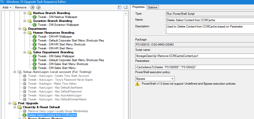 ConfigMgr Delete CCM & Nomad Cached Items – GARYTOWN