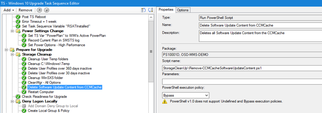 ConfigMgr Delete CCM & Nomad Cached Items – GARYTOWN ConfigMgr Blog