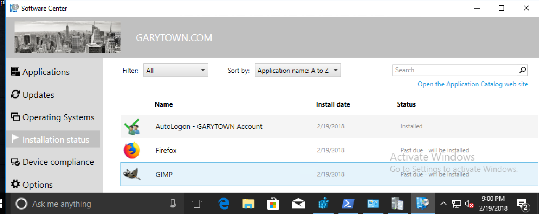 ConfigMgr Client Provisioning Mode – GARYTOWN ConfigMgr Blog