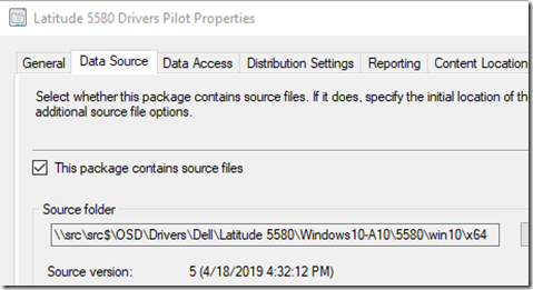 Dell Driver Pack Download and Update CM Package – GARYTOWN
