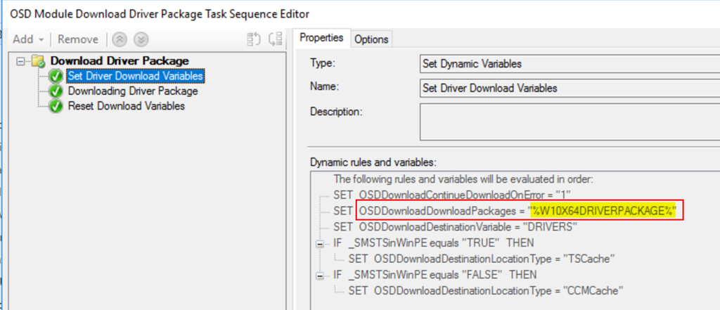 Driver Pack Mapping and Pre-Cache – GARYTOWN ConfigMgr Blog