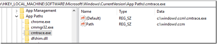 Add Application to AppPath Using PowerShell – GARYTOWN ConfigMgr Blog